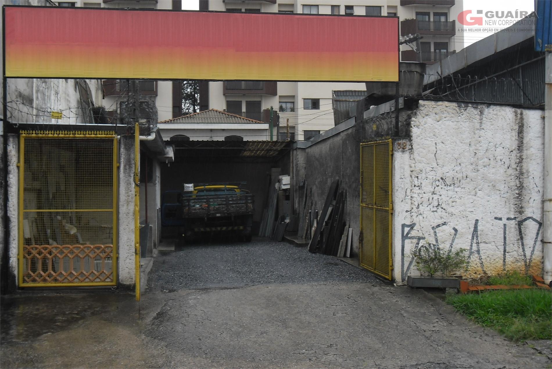 Terreno em Vila Alzira, Santo André - SP