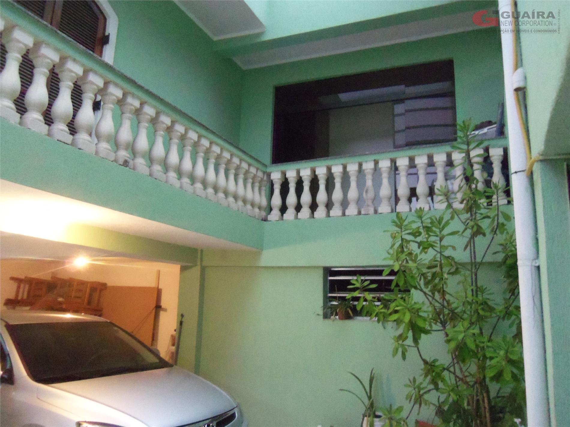 Casa de 4 dormitórios à venda em Parque Oratório, Santo André - SP