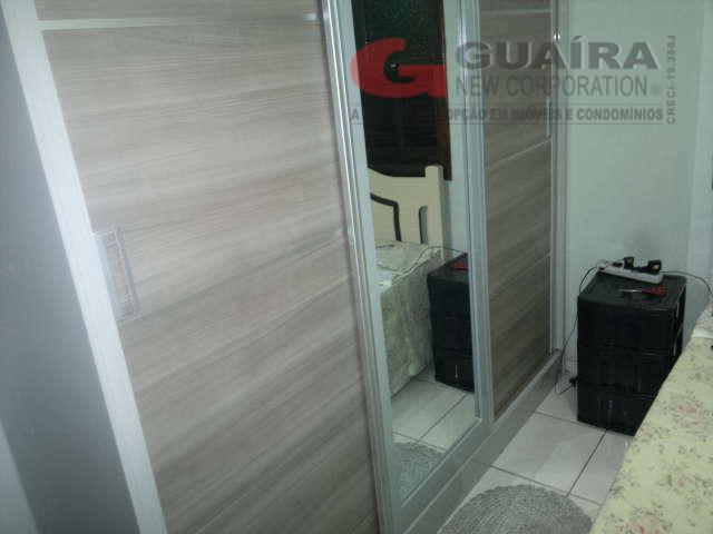 Sobrado de 3 dormitórios em Jardim Das Maravilhas, Santo André - SP