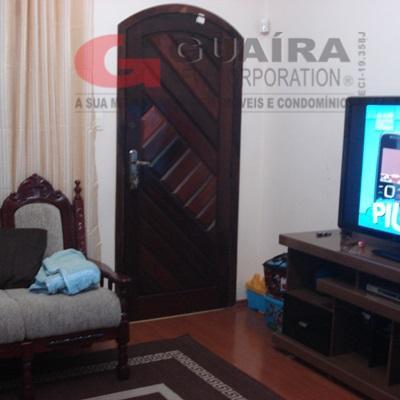Sobrado de 2 dormitórios em Vila Curuçá, Santo André - SP