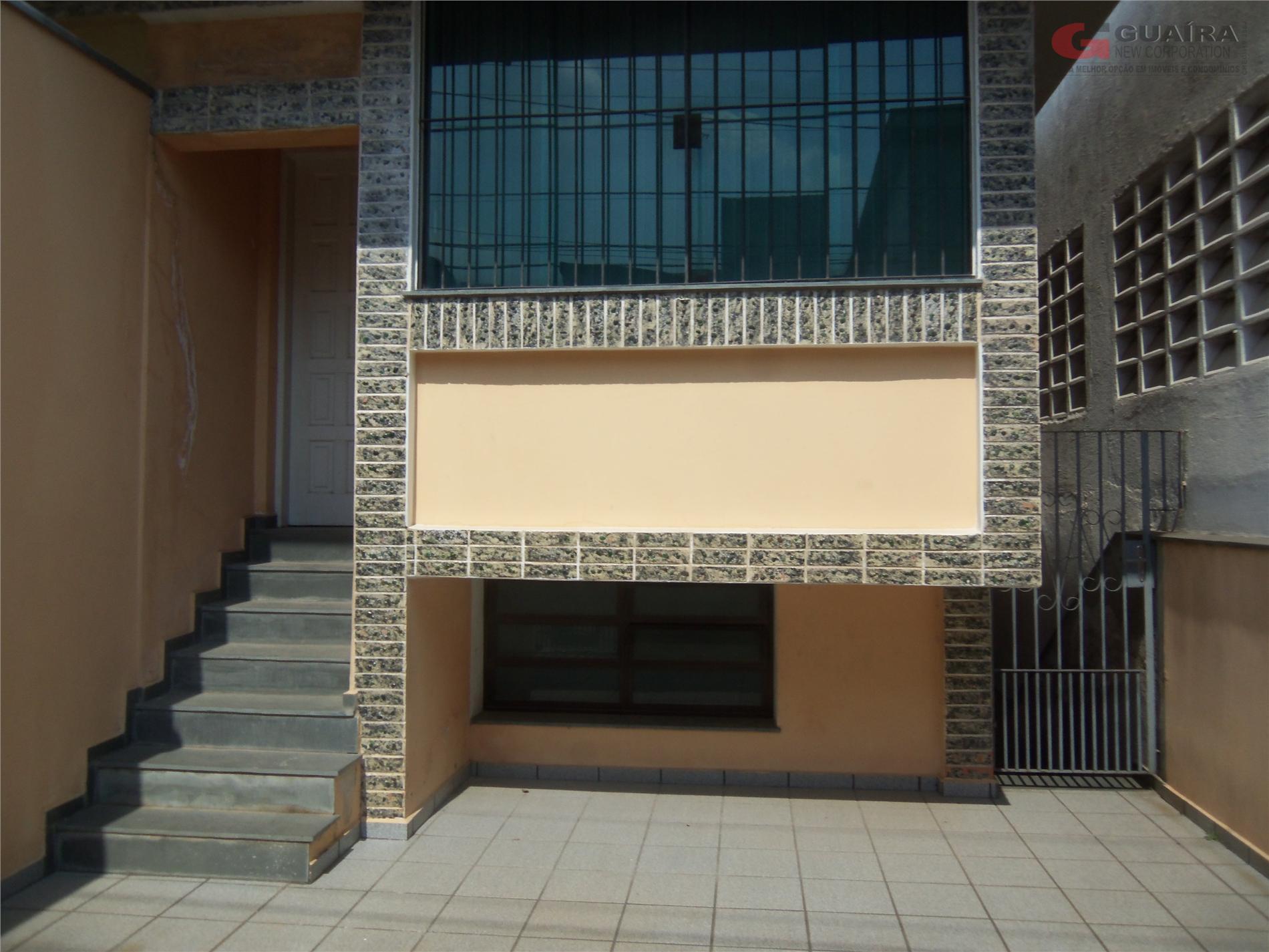 Casa de 4 dormitórios em Parque Novo Oratório, Santo André - SP