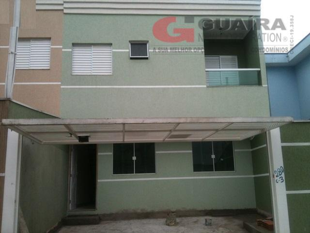 Sobrado de 3 dormitórios em Vila Metalúrgica, Santo André - SP