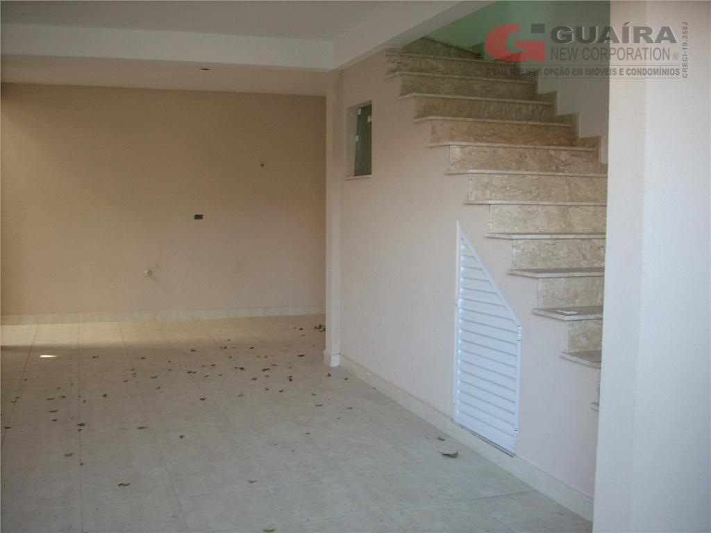 Sobrado de 3 dormitórios à venda em Bairro Jardim, Santo André - SP