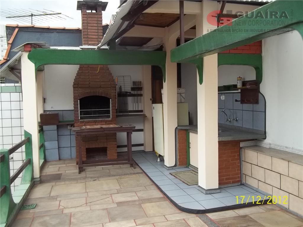 Casa de 4 dormitórios à venda em Vila Homero Thon, Santo André - SP