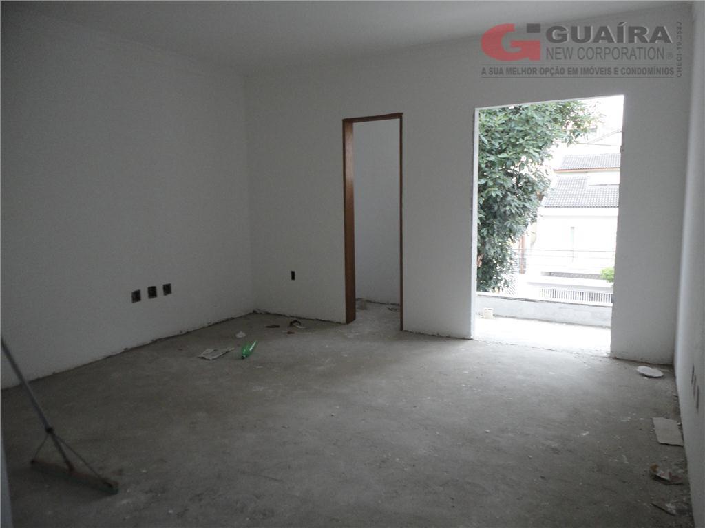 Cobertura de 3 dormitórios em Jardim Bela Vista, Santo André - SP