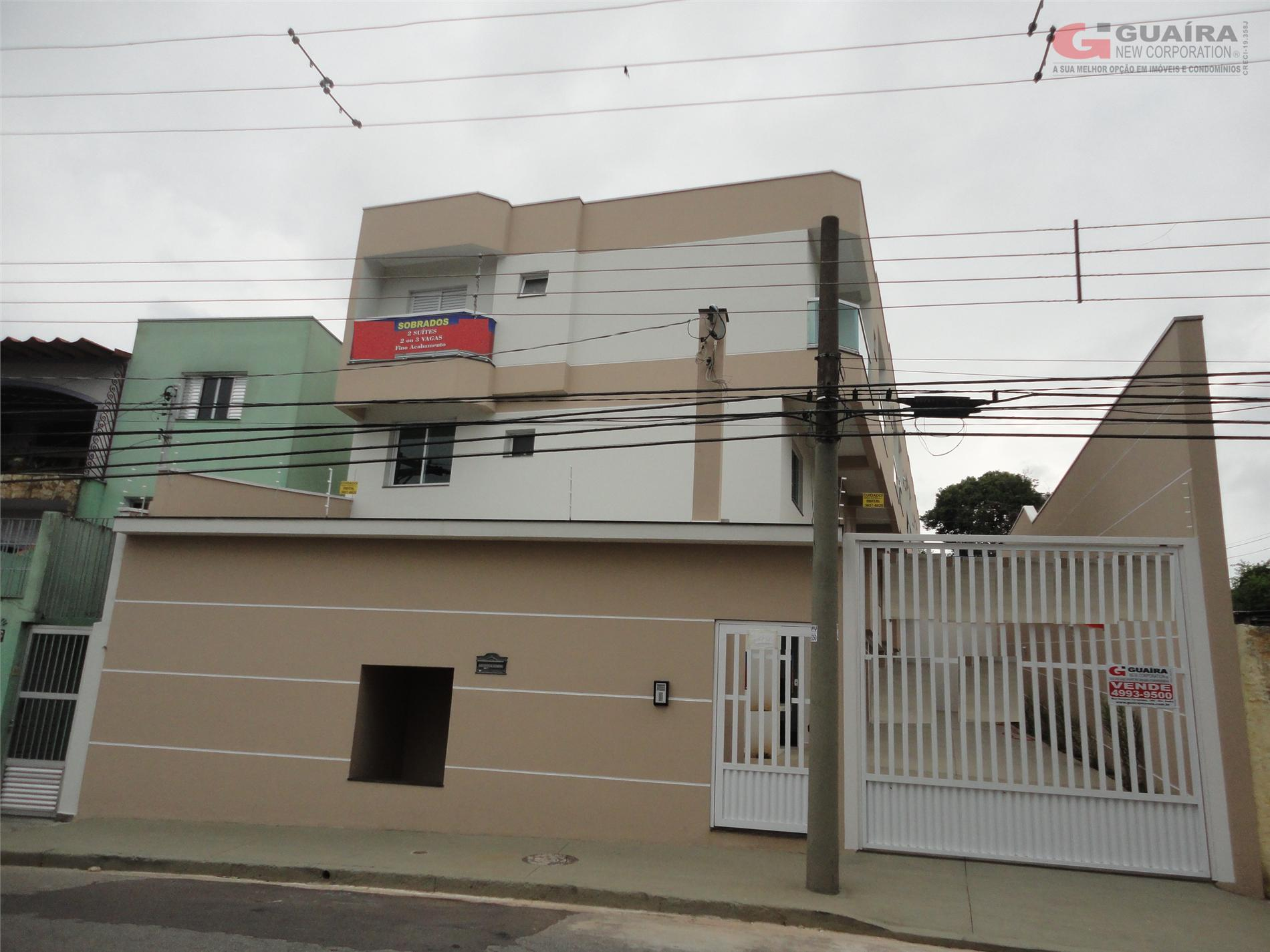 Sobrado de 2 dormitórios em Jardim Do Estádio, Santo André - SP