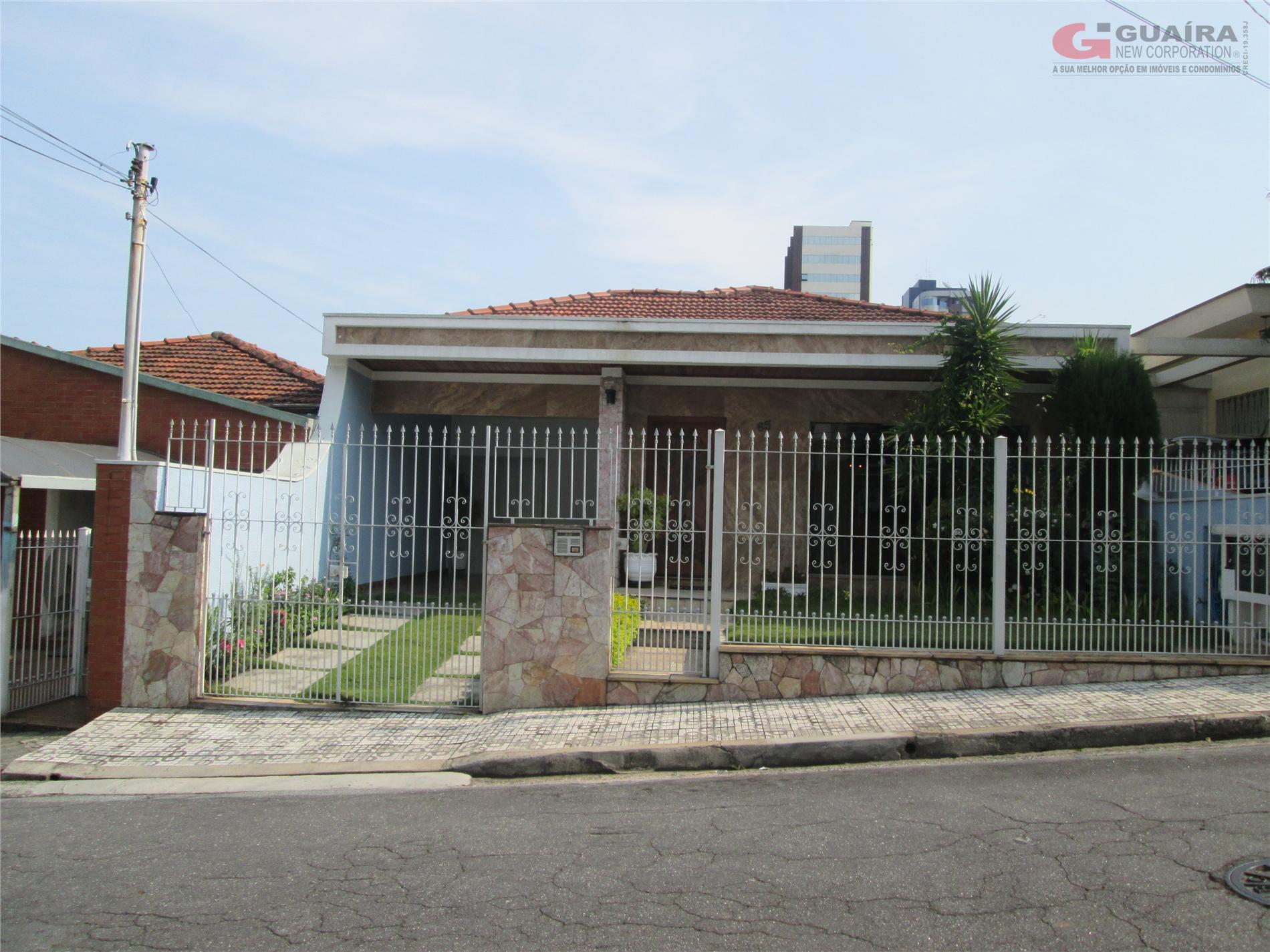 Casa de 3 dormitórios à venda em Jardim Do Mar, São Bernardo Do Campo - SP
