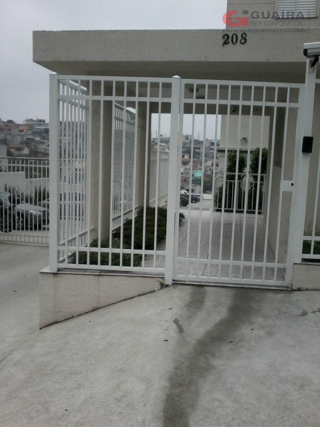 Apartamento de 2 dormitórios à venda em Jardim Estrela, Mauá - SP
