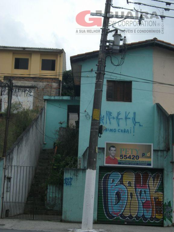 Terreno à venda em Jardim Do Mar, São Bernardo Do Campo - SP