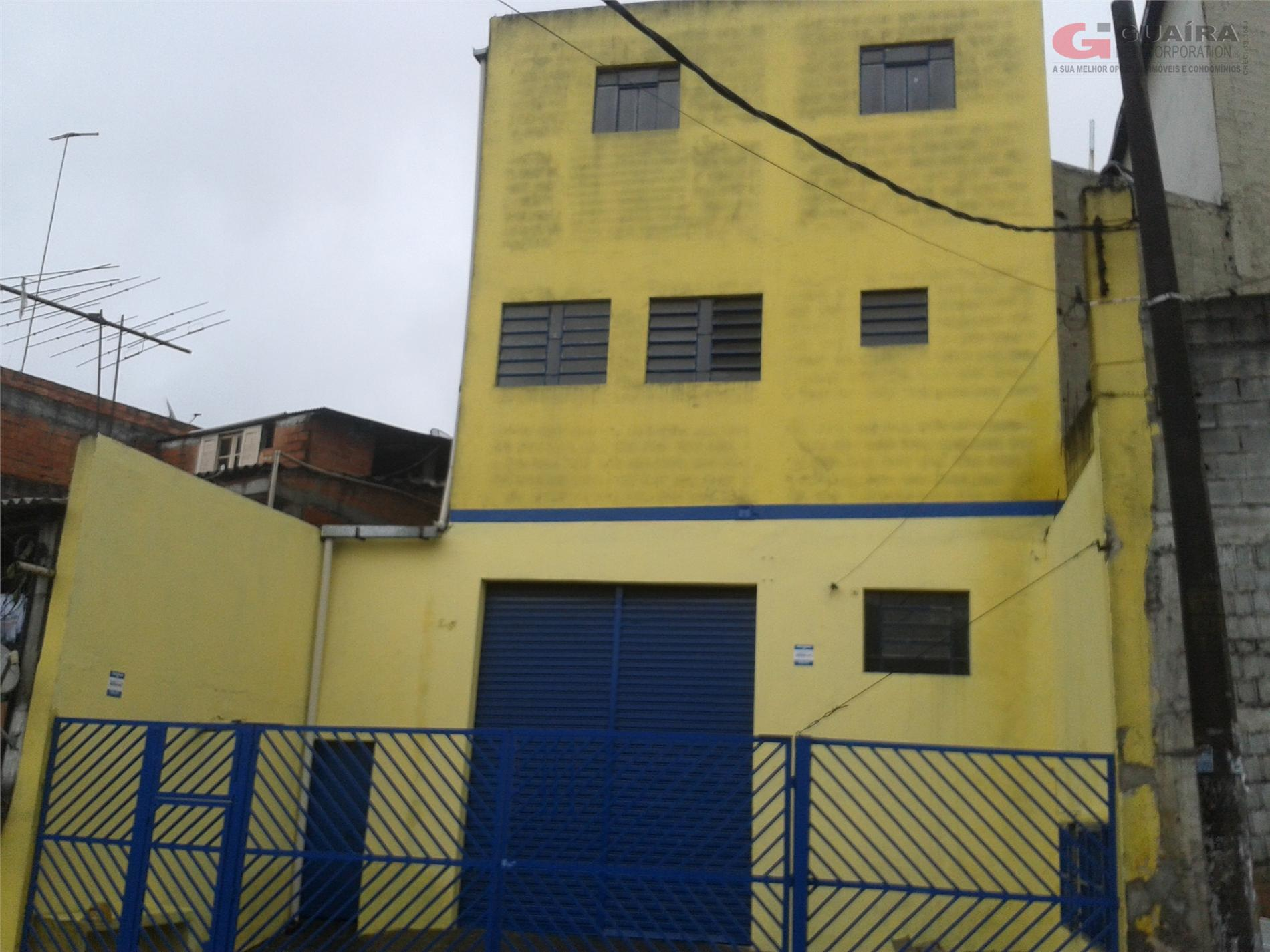 Galpão à venda em Serraria, Diadema - SP