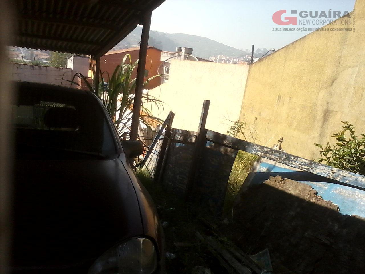 Terreno à venda em Vila Humaitá, Santo André - SP