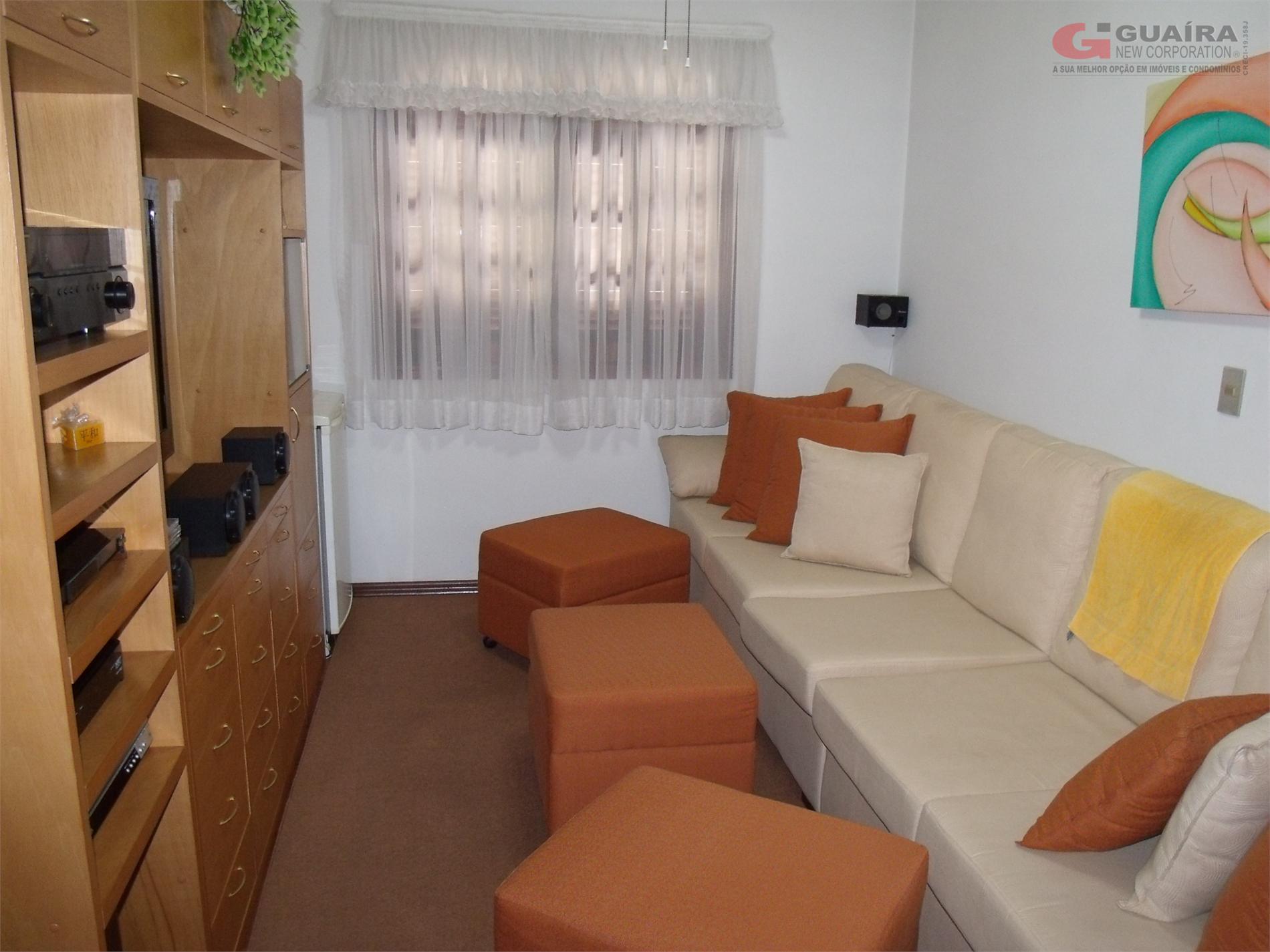 Sobrado de 5 dormitórios à venda em Campestre, Santo André - SP