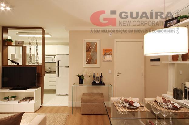 Apartamento de 2 dormitórios em Vila Nogueira, Diadema - SP