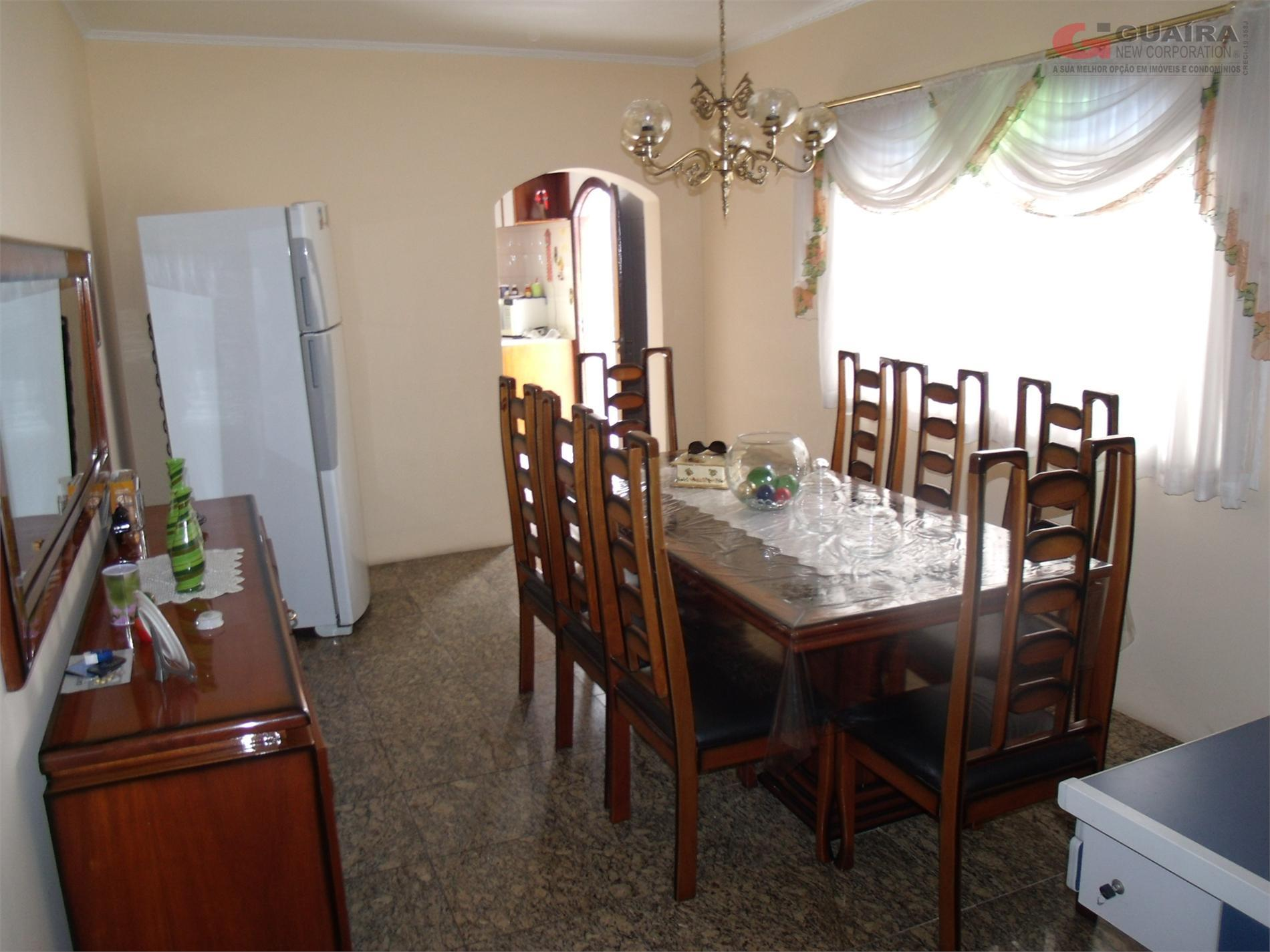 Sobrado de 3 dormitórios à venda em Vila Curuçá, Santo André - SP