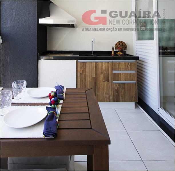 Apartamento de 2 dormitórios em Barcelona, São Caetano Do Sul - SP