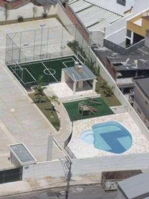 Apartamento de 2 dormitórios à venda em Vila Palmares, Santo André - SP