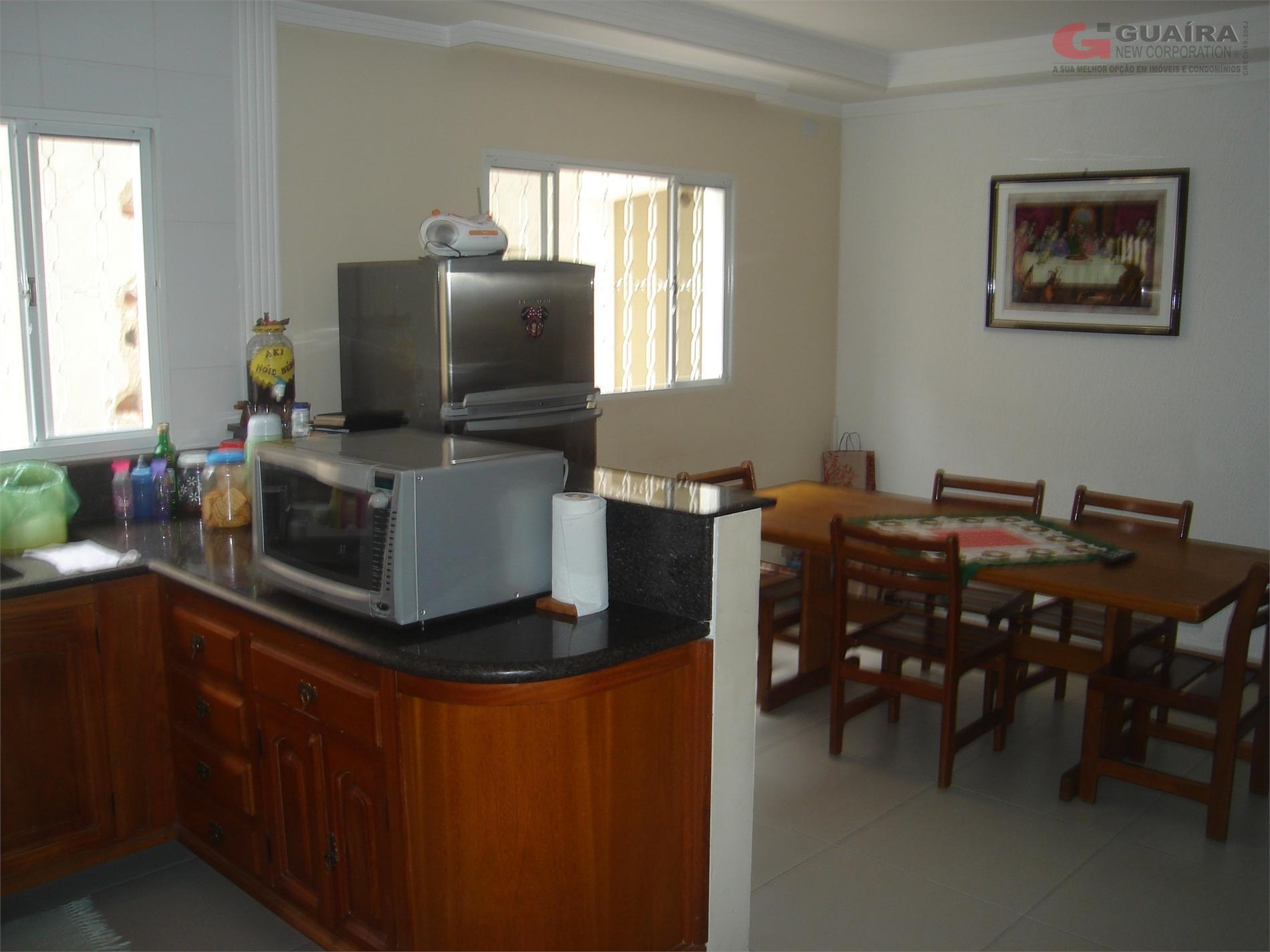 Sobrado de 4 dormitórios à venda em Vila Scarpelli, Santo André - SP