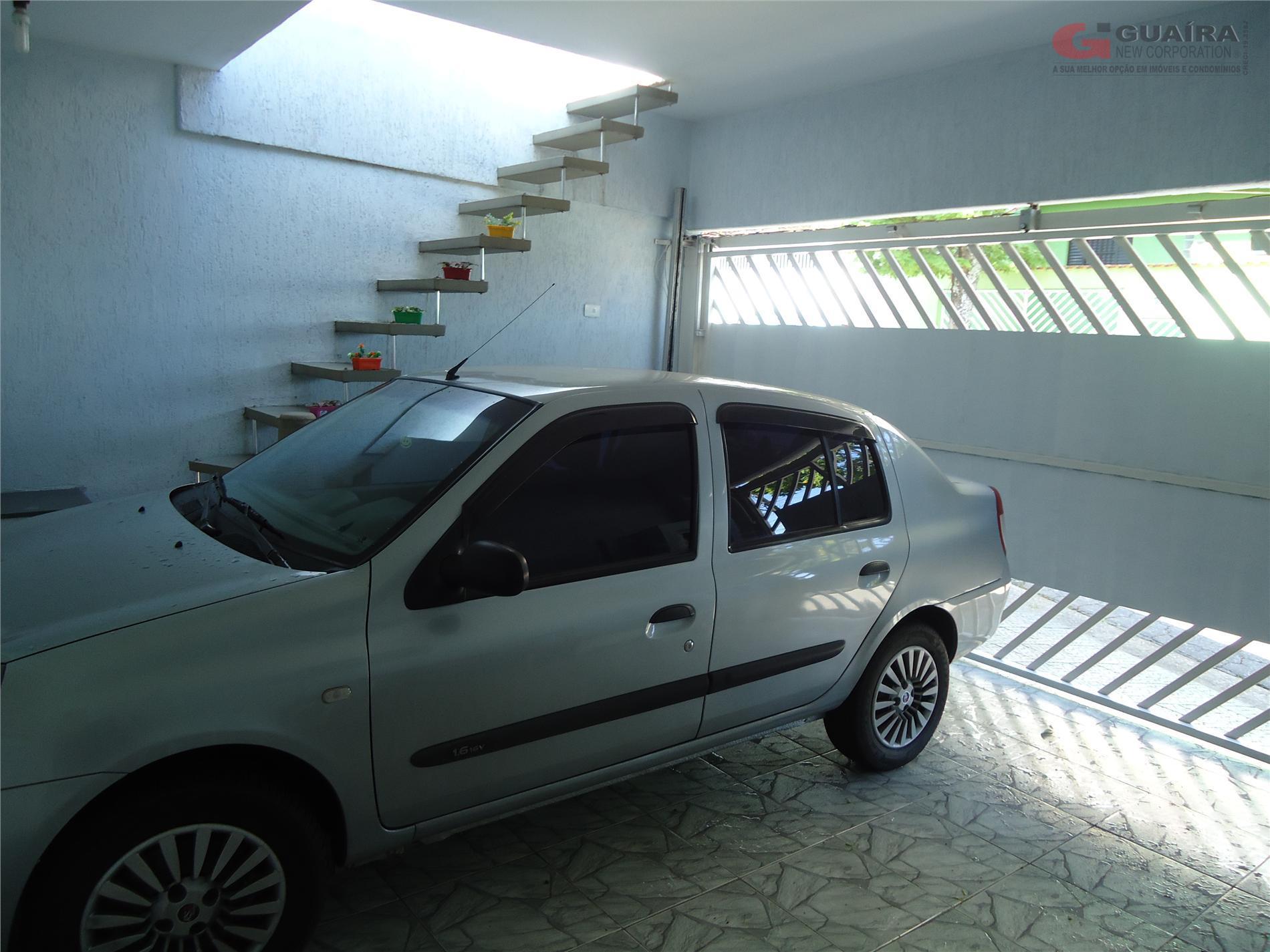 Sobrado de 2 dormitórios em Vila Valparaíso, Santo André - SP