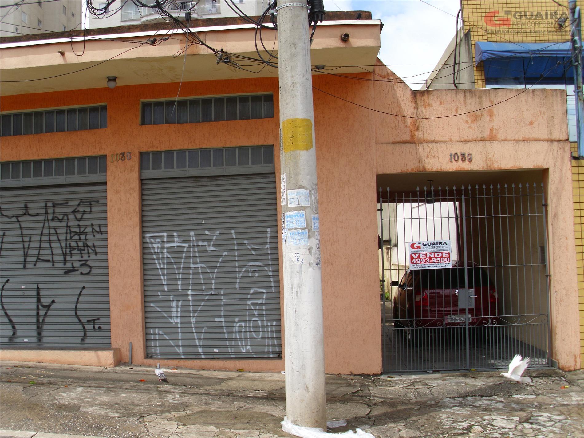 Terreno em Vila Valparaíso, Santo André - SP