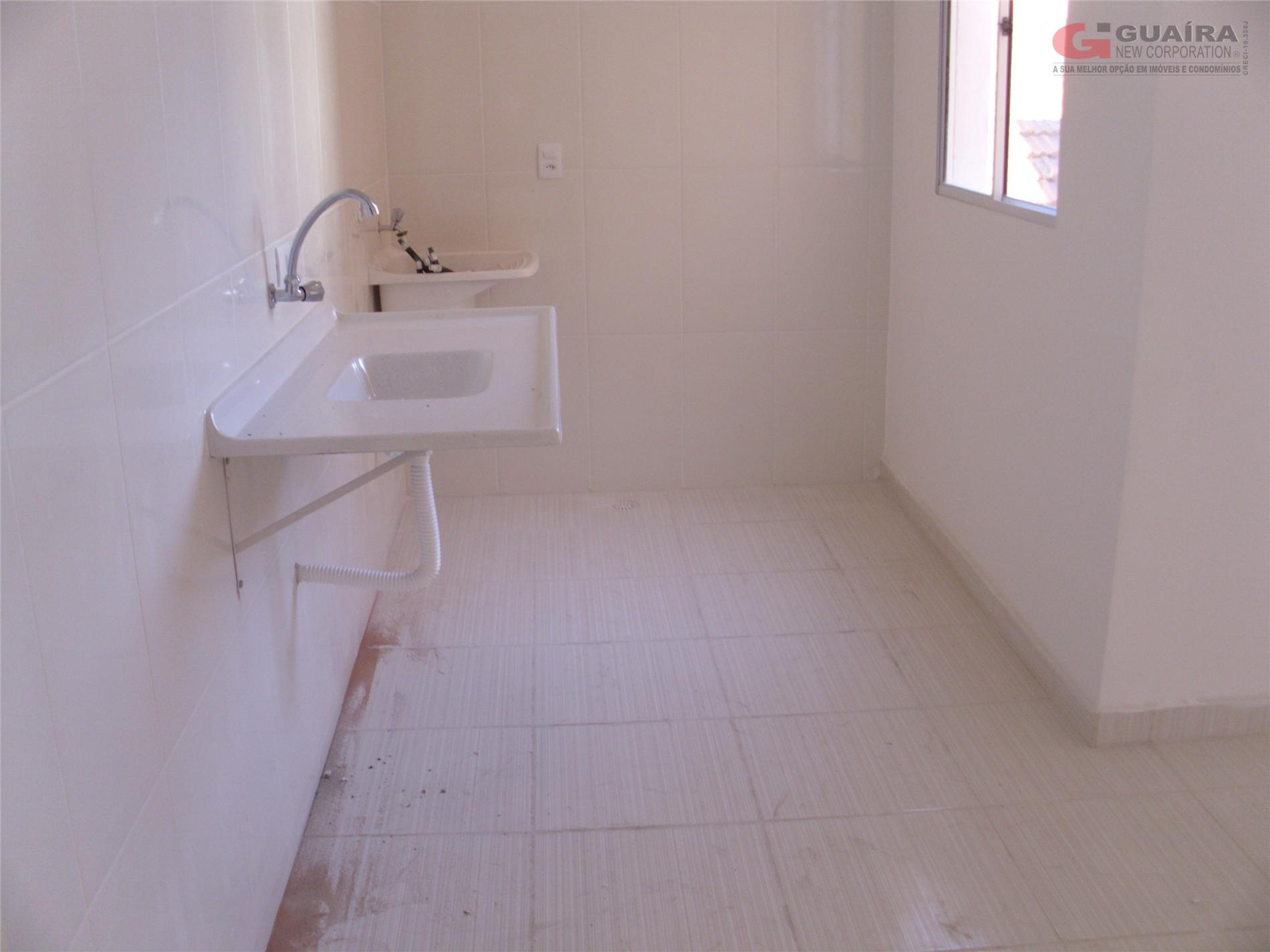 Cobertura de 2 dormitórios em Vila Humaitá, Santo André - SP