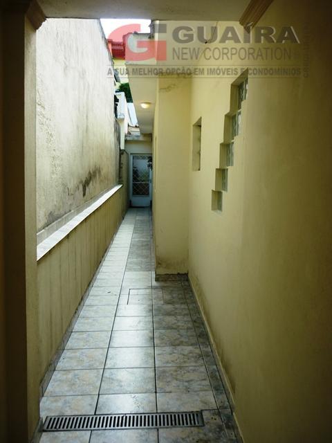 Casa de 2 dormitórios em Campestre, Santo André - SP