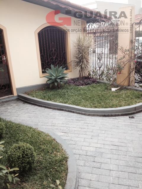 Sobrado de 4 dormitórios em Vila Helena, Santo André - SP