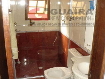 Sobrado de 3 dormitórios à venda em Parque São Vicente, Mauá - SP