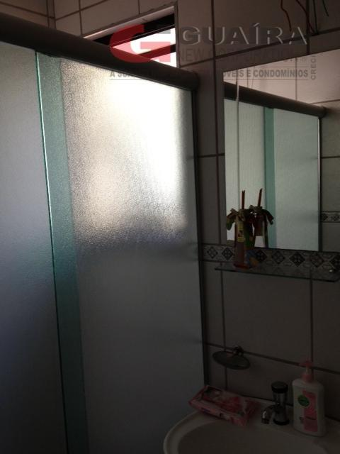 Apartamento de 2 dormitórios em Vila Valparaíso, Santo André - SP