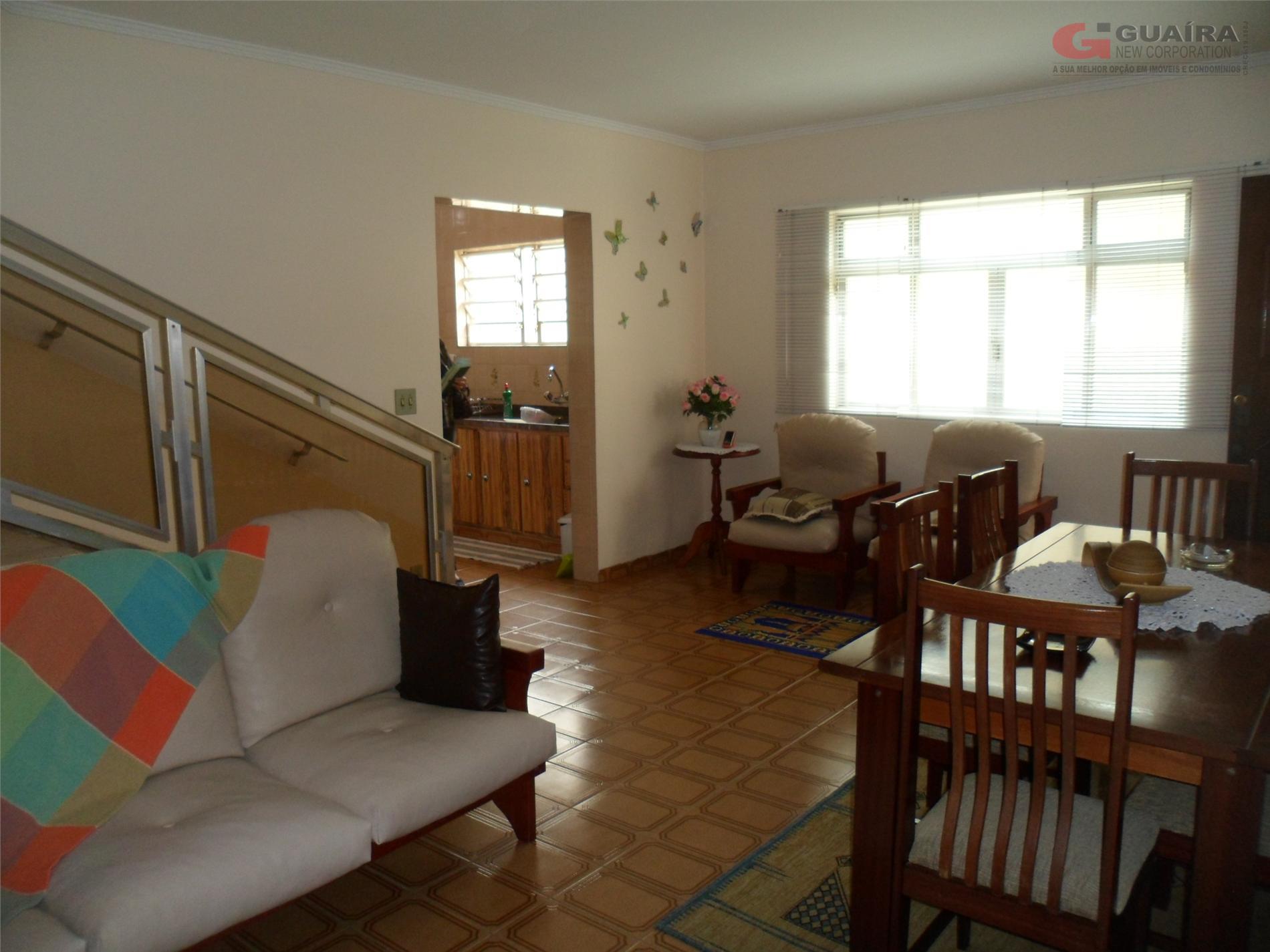 Sobrado de 4 dormitórios em Jardim Bom Pastor, Santo André - SP