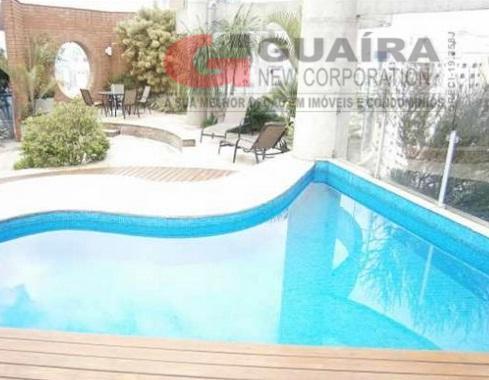 Cobertura de 4 dormitórios à venda em Bairro Jardim, Santo André - SP