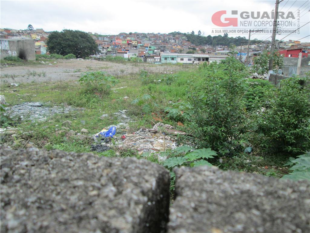 Área em Parque Novo Oratório, Santo André - SP