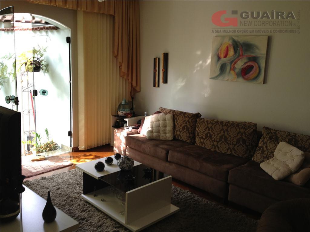 Sobrado de 4 dormitórios à venda em Campestre, Santo André - SP