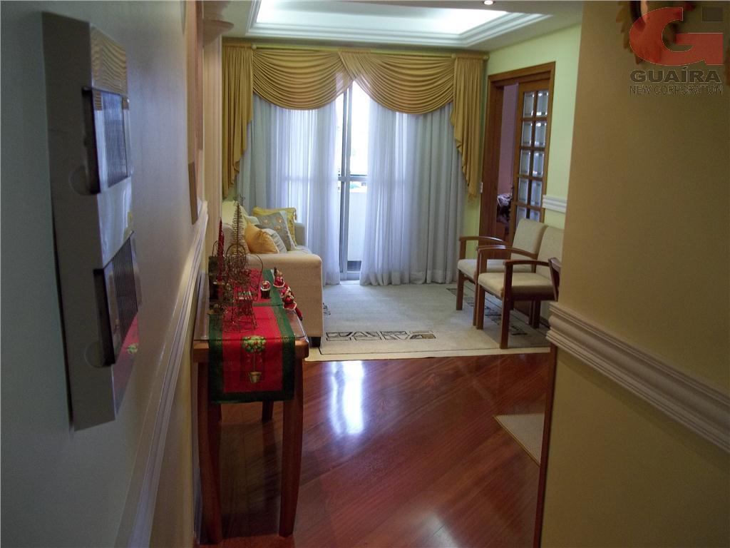 Apartamento de 3 dormitórios em Utinga, Santo André - SP