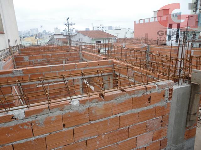 Cobertura de 3 dormitórios em Santa Teresinha, Santo André - SP