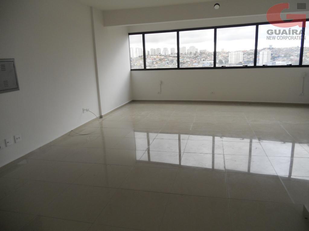 Sala em Centro, Santo André - SP