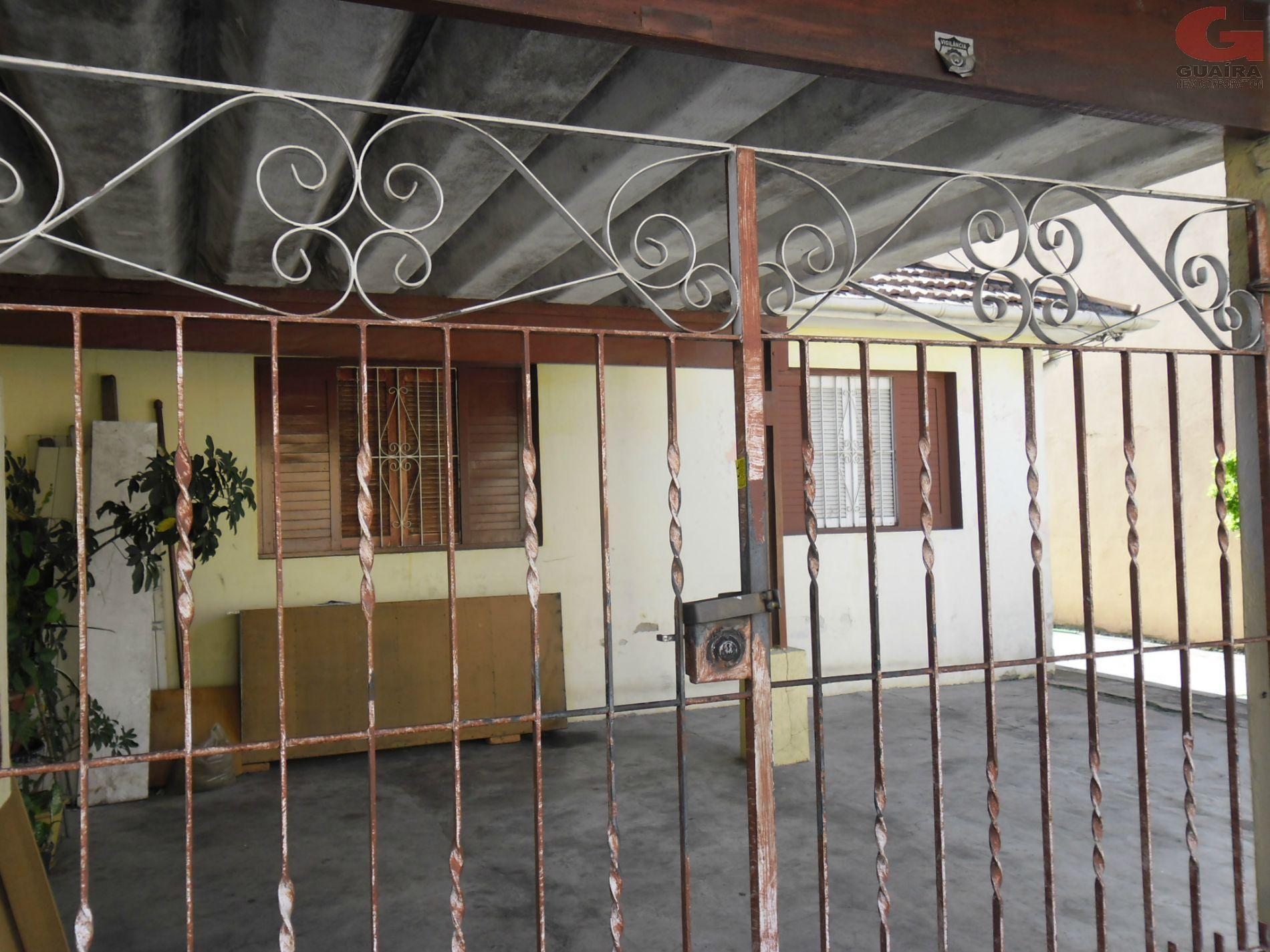 Terreno à venda em Vila Homero Thon, Santo André - SP