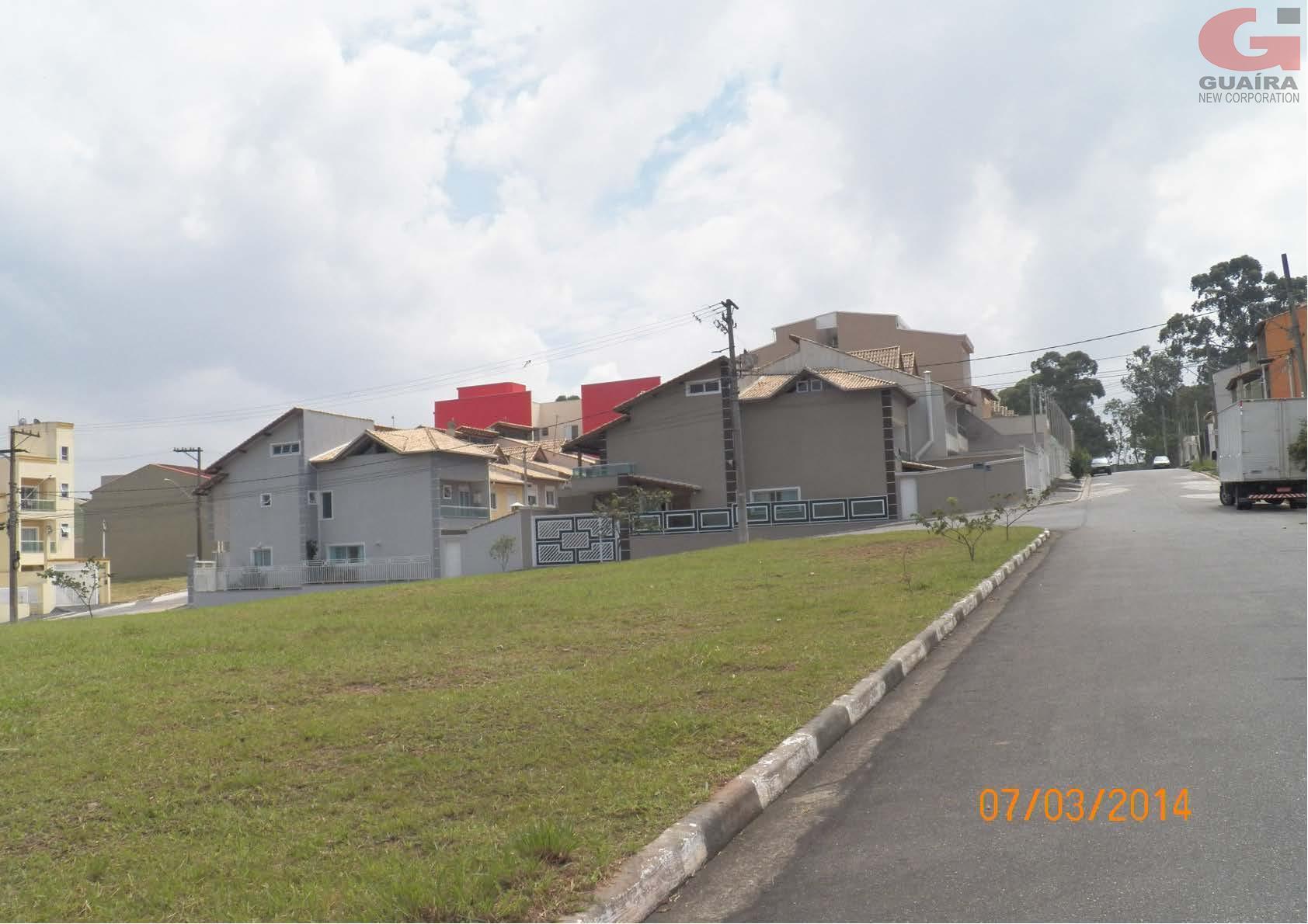 Terreno à venda em Parque São Vicente, Mauá - SP