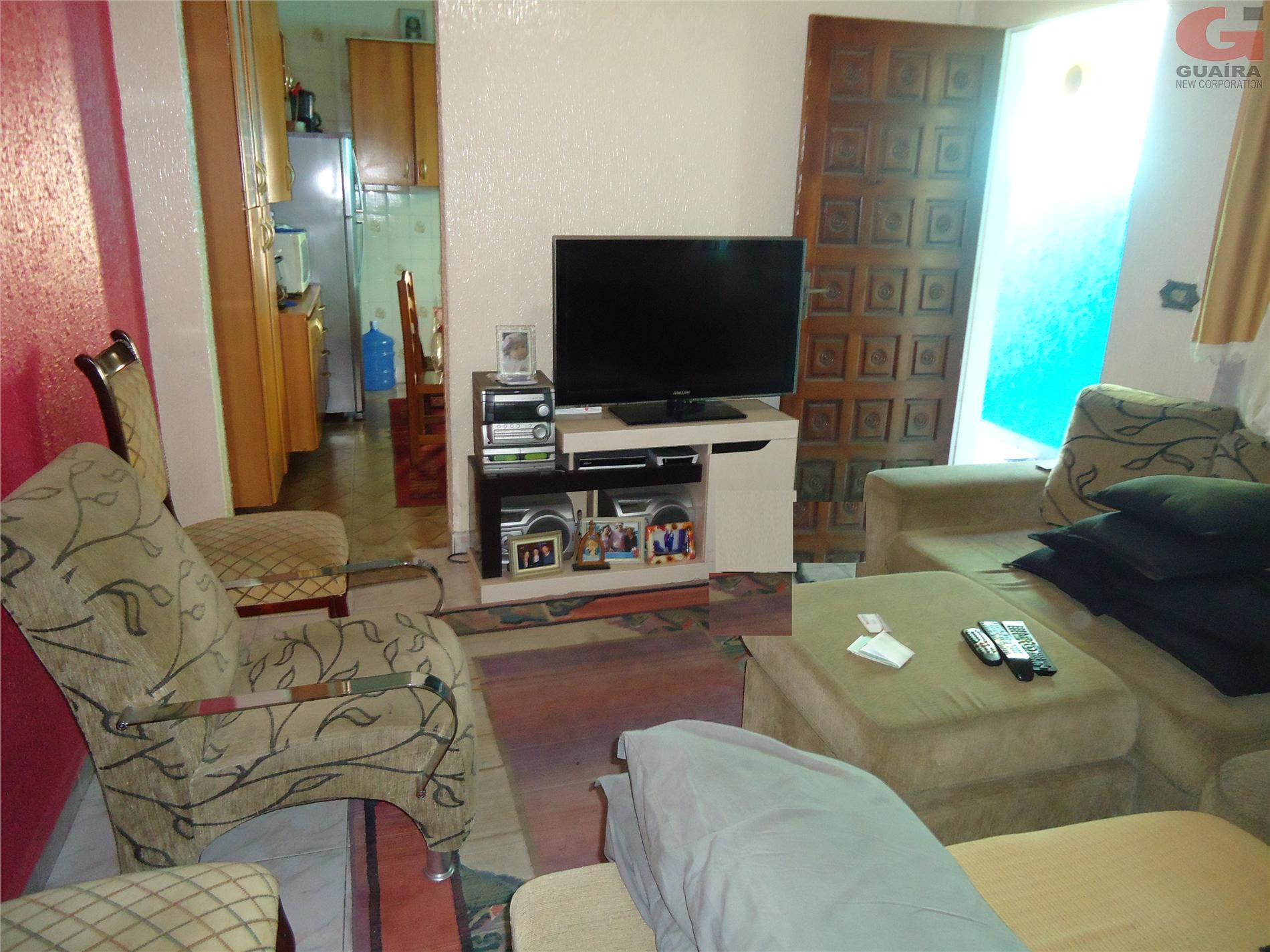 Casa de 2 dormitórios à venda em Jardim Irene, Santo André - SP
