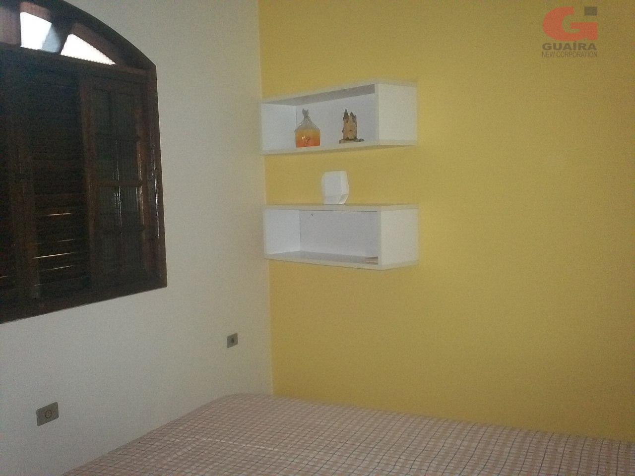 Sobrado de 3 dormitórios à venda em Parque Erasmo Assunção, Santo André - SP