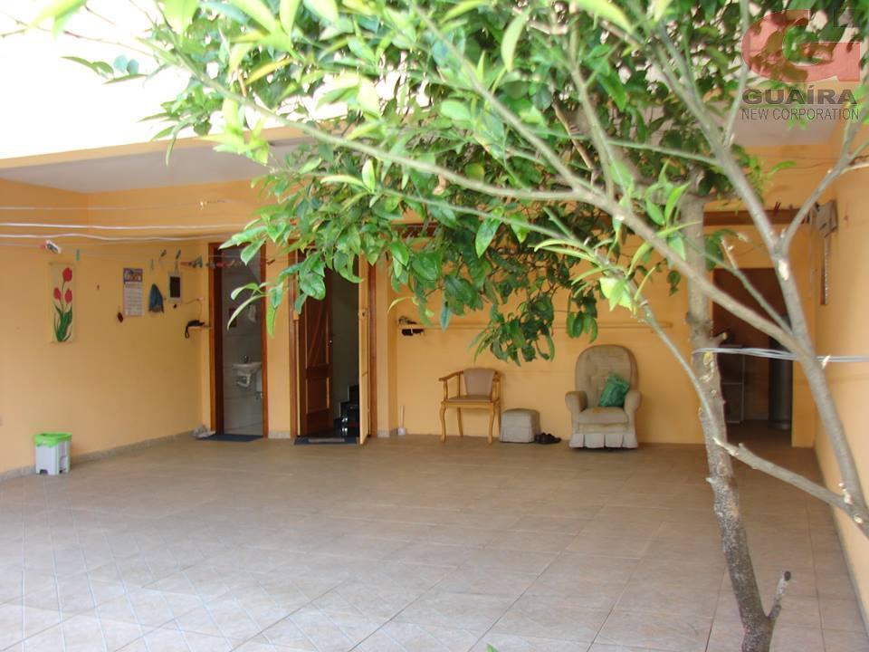 Sobrado de 3 dormitórios à venda em Jardim Bela Vista, Santo André - SP