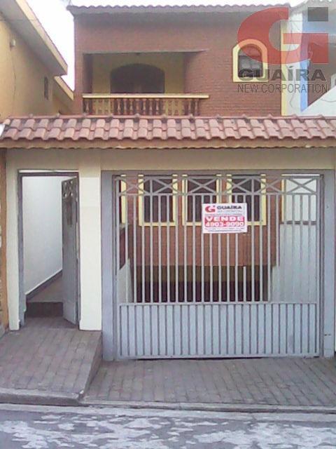 Sobrado de 3 dormitórios em Parque Marajoara, Santo André - SP