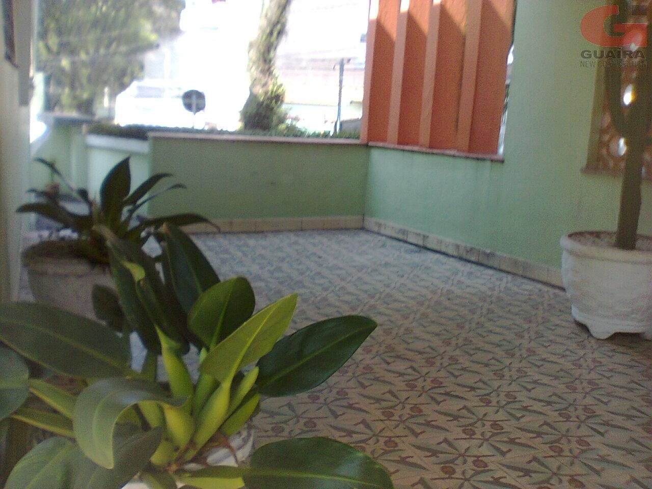 Casa de 3 dormitórios à venda em Vila Alzira, Santo André - SP