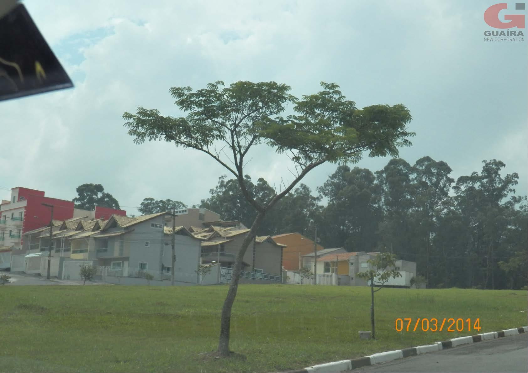 Terreno em Parque São Vicente, Mauá - SP