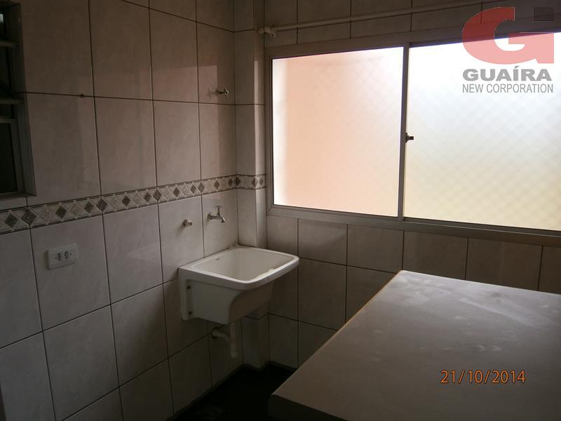 Apartamento de 3 dormitórios em Jardim Pedroso, Mauá - SP
