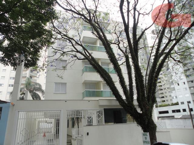 Apartamento de 3 dormitórios em Vila Gilda, Santo André - SP