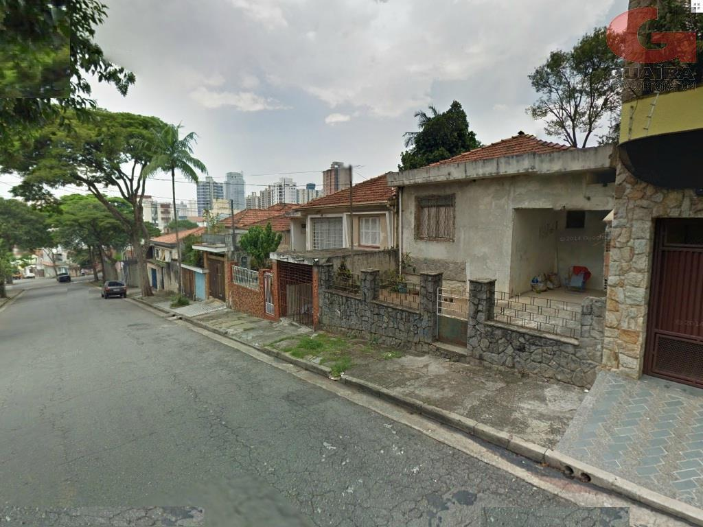 Terreno em Jardim Bela Vista, Santo André - SP