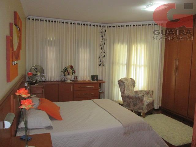 Sobrado de 3 dormitórios à venda em Parque Das Nações, Santo André - SP