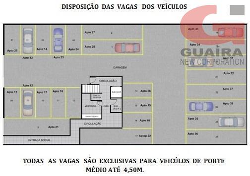 Apartamento de 2 dormitórios à venda em Nova Gerty, São Caetano Do Sul - SP