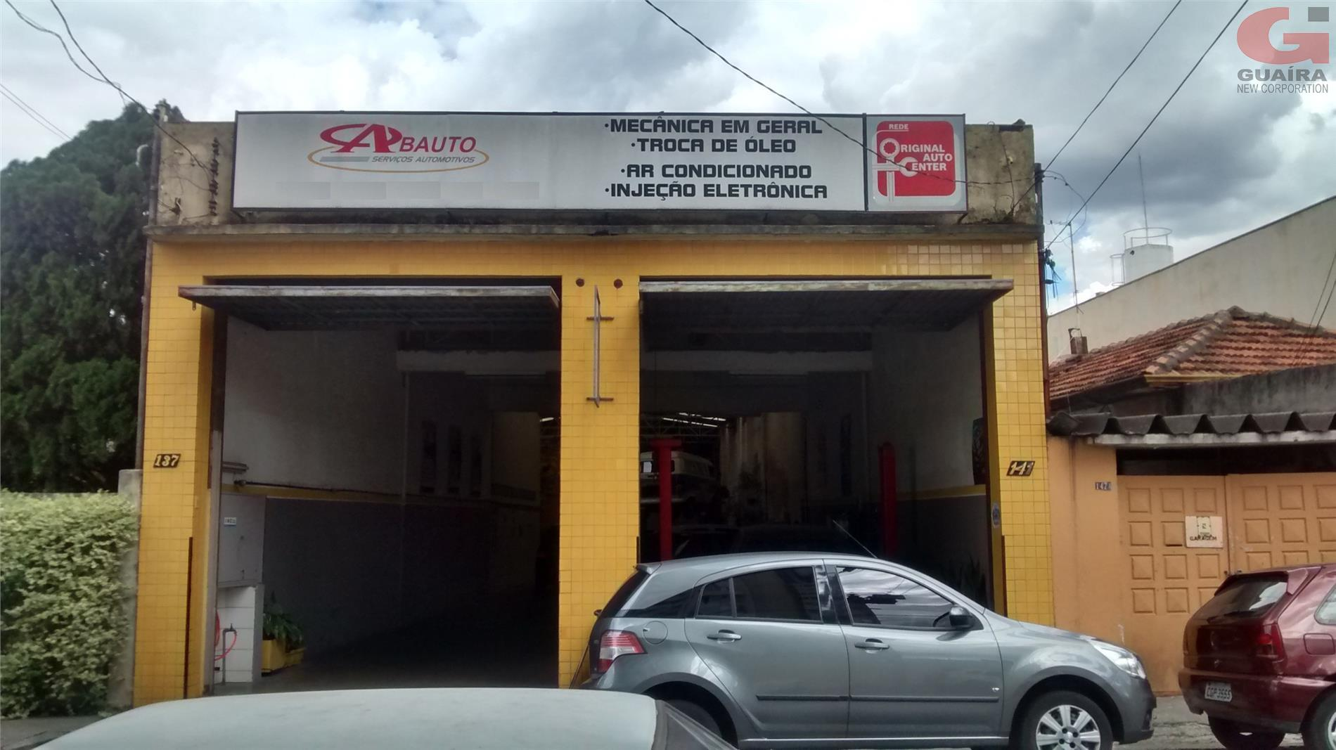 Galpão à venda em Casa Branca, Santo André - SP
