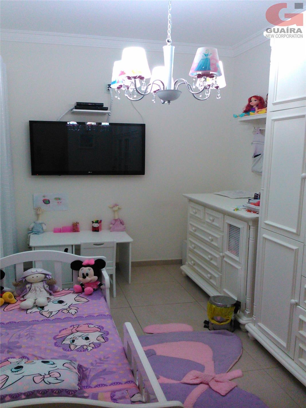 Apartamento de 3 dormitórios à venda em Jardim Las Vegas, Santo André - SP